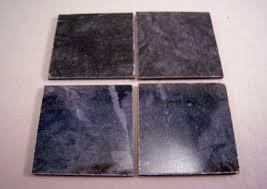 mini magic black faux marble floor tile 1 12 scale