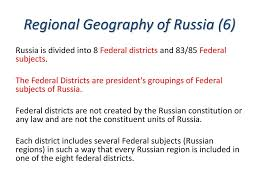 Geography Of Russia by Economic Geography Of Russia Ppt Download