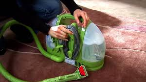 green upholstery cleaner bissell green