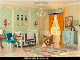 Best EcleCTic NurSEry Images On Pinterest Nursery Ideas - Baby bedroom theme ideas