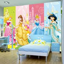 cartoon princesses wallpaper 3d photo wallpaper custom wall murals