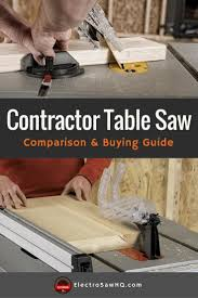 table saw with dado capacity best contractor table saw reviews a roundup of the best models