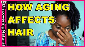 discoveringnatural how does aging affect hair and scalp gray