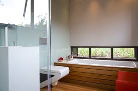 Modern Bathrooms South Africa - modern jewel between south african mansions serengeti house by