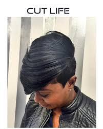 quick weave 27 piece soft curls short cuts pinterest quick