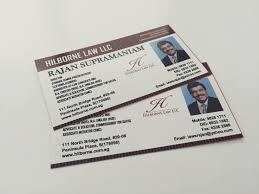 name cards printing print city singapore
