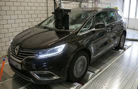 renault alliance tan renault disputes espace excess emissions allegations
