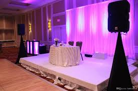 wedding backdrop equipment dhl wedding curtain backdrops wedding stage decorations backdrop
