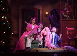 theater review a story the musical entertainment