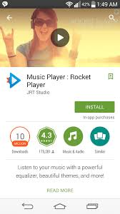 tutorial change default music player on android tech