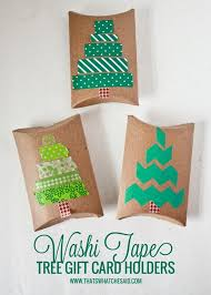 washi tree gift card holders that s what che