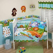 Rainforest Crib Bedding Fisher Price 4 Precious Planets Crib Set Aqua