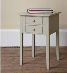 bathroom affordable simple small unfinished wood bedside table