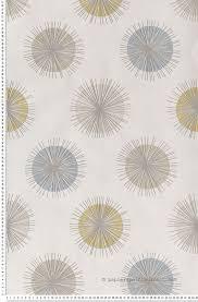 papier peint lutece chambre soleil graphique moutarde papier peint skandinavia de lutece