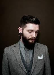 black men haircuts with beards different beard styles for black men image xpfz men hairstyle trendy