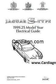 jaguar s type electrical system wiring diagram pdf pdf free