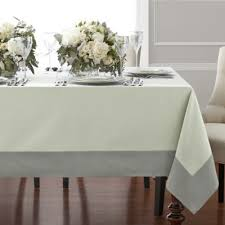 buy cotton linen tablecloths from bed bath beyond