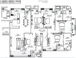 four bedroom house plans one story 5 bedroom floor plans one story bedroom house plans with single