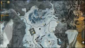 Gw2 World Map by Guild Wars 2 Wayfarer Foothills Completed Map Youtube