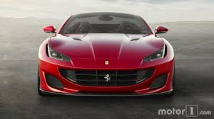 Ferrari California Old - ferrari portofino vs california t see the changes side by side
