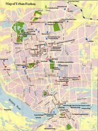 Changsha China Map by Fuzhou City Map U0026 Area China Maps Map Manage System Mms