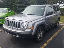 2017 jeep patriot sunroof new 2017 jeep patriot high altitude sport utility in washington