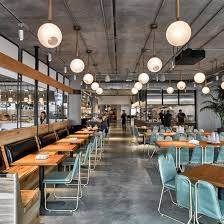 dropbox opens industrial style cafeteria at california headquarters