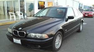 bmw 5 series for sale used 2002 bmw 5 series for sale carsforsale com