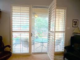 shutters on sliding glass doors window fashions of texas