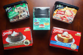 how to make individual diy ice cream cakes we u0027re calling shenanigans