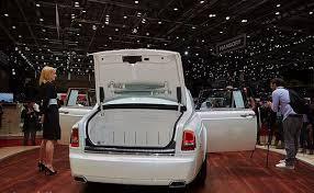 Rolls Royce Phantom Interior Features 2016 Rolls Royce Phantom Serenity