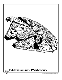 color pages star wars star wars ships coloring pages star wars millenium falcon