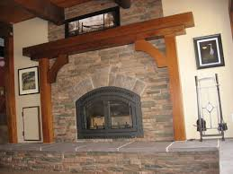 cabin by the lake fireplace mantle fine homebuilding