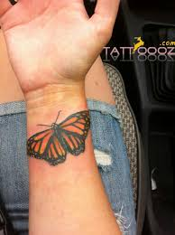 monarch butterfly designs on back it look lovely on