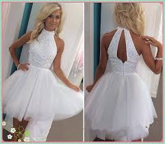 all white graduation dresses hot sales beautiful white prom dresses homecoming dresses
