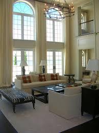 High Window Curtains Curtains Panels For High Windows Loft Draperytreatment