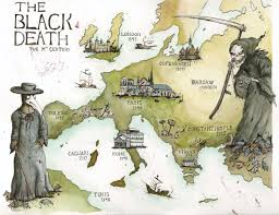 Liguria Italy Map by The Origin And Early Spread Of Black Death In Italy First