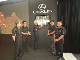 lexus service center johor rm90mil network expansion plan continues with the launch of lexus