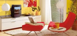 schã ner wohnzimmer sonne im herzen schöner wohnen farbe
