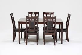 Bradford Dining Room Furniture Collection by Janelle 7 Piece Dining Set Living Spaces