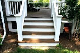 Wooden Front Stairs Design Ideas Front Stairs Masonry Steps Front Porch Stairs Ideas Salmaun Me