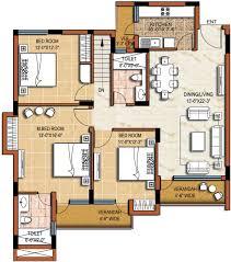 three bedroom ground floor plan floor plan 3 bedroom google search home sweet home pinterest