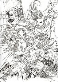 grimm fairy tales seasons coloring book