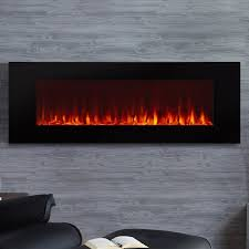 Electric Wall Fireplace Real Dinatale Wall Mounted Electric Fireplace Reviews