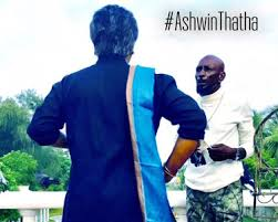 what s so interesting about simbu s ashwin thatha character in