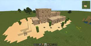 Adobe Homes by Native American Builds Creative Mode Minecraft Java Edition