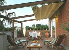 Backyard Shade Canopy by 14 Diy Ideas For Your Garden Decoration 11 Retractable Canopy