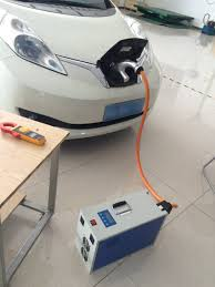 nissan leaf japanese to english v2h leaf to home with chademo plug buy v2h vehicle to home