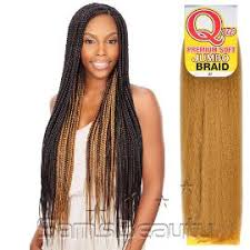 how many packs of hair for jumbo braids milky way synthetic 100 kanekalon braids que premium soft jumbo