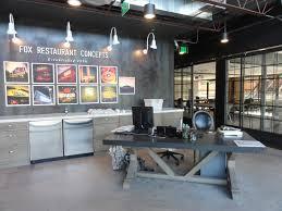 fox restaurant concepts office cmda design bureau inc